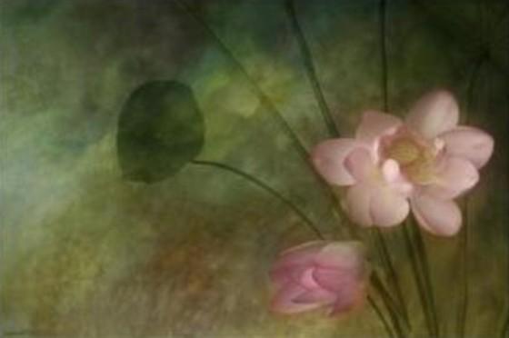 pink_flower_imaginary_world