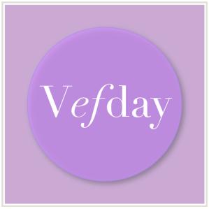 Vefday-button