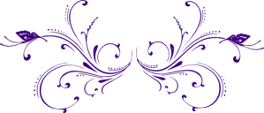 lilac-butterflies-decorative